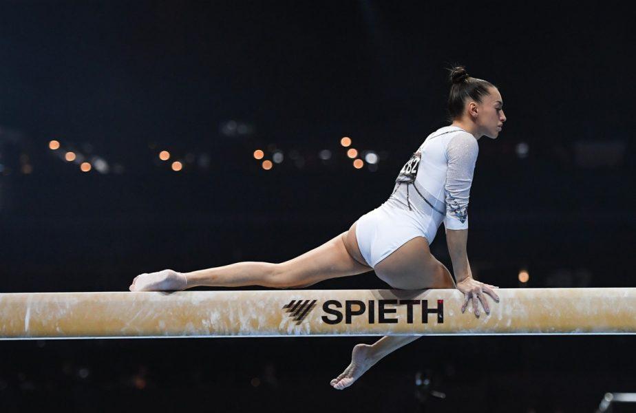 Jocurile Olimpice 2020 | Larisa Iordache, trei zile de pauză forţată înaintea finalei de la bârnă. Verdictul medicilor după accidentarea de la Tokyo