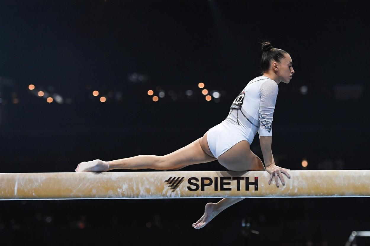 Larisa Iordache, Jocurile Olimpice 2020