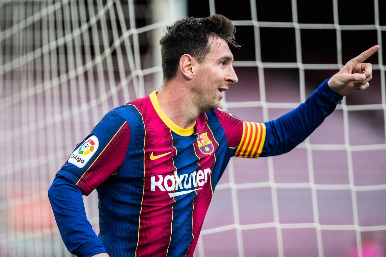 Lionel Messi ar putea juca din nou pentru Barcelona