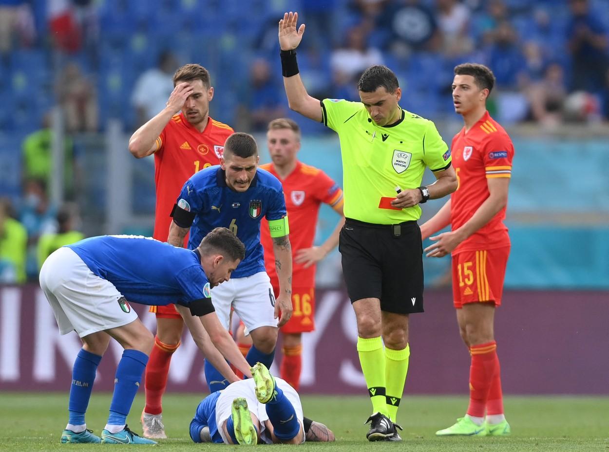 Ovidiu Haţegan, Euro 2020