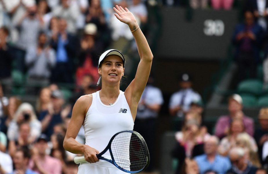"""Sorana Cîrstea, victorie dramatică la Wimbledon. Românca a eliminat-o pe Victoria Azarenka şi va juca în turul 3. """"Cel mai bun moment al carierei!"""""""