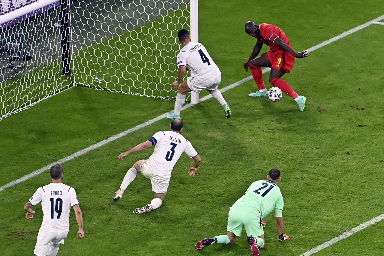 Belgia - Italia 1-2