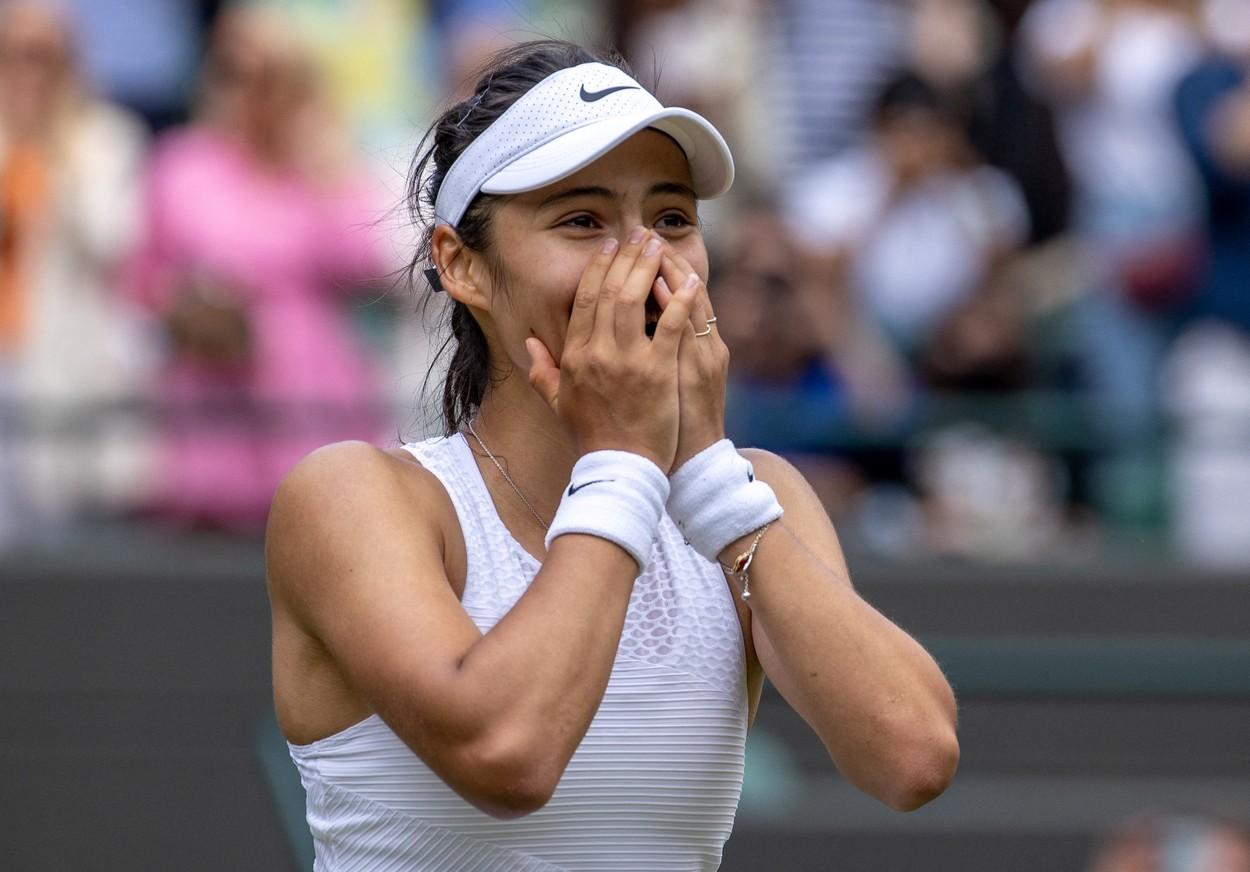 """Emma Răducanu, principala calitate: """"Încerc să fiu una dintre cele mai deştepte"""". Socrul lui Andy Murray o antrenează: """"Este înfometată!"""""""