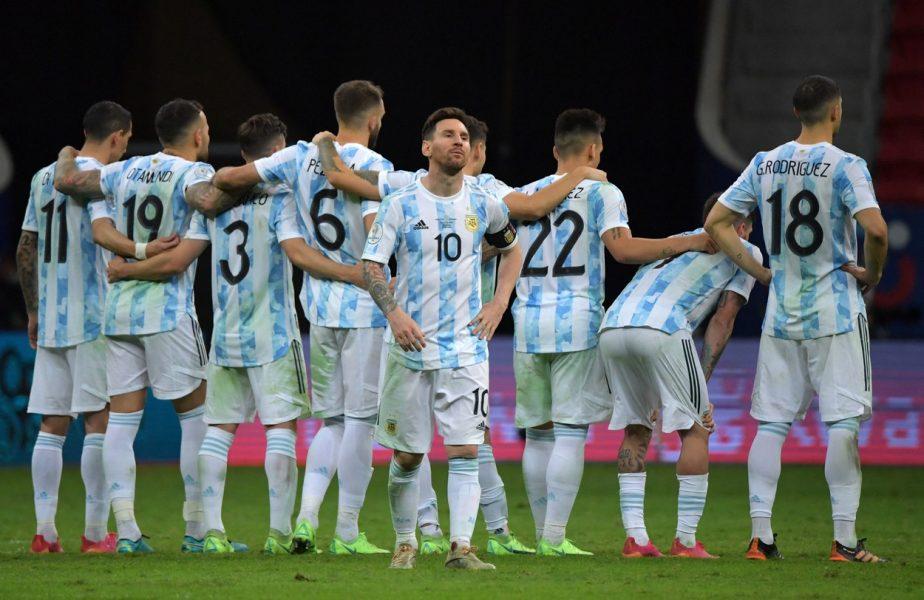 """Lionel Messi şi-a ironizat un fost coleg. """"Hai, mai dansează acum!"""" Starul Argentinei, faze geniale în semifinala de la Copa America. """"Indecent!"""""""