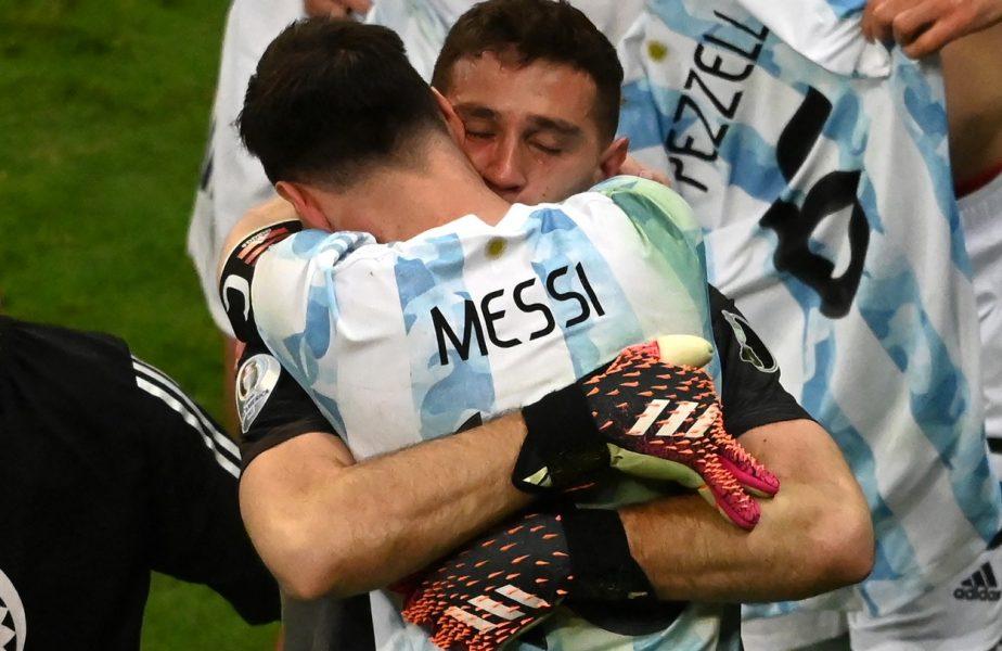 """""""Mi-aș da și viața pentru el!"""" Lionel Messi, idol pentru fotbalistul despre care a spus că este o """"bestie"""""""