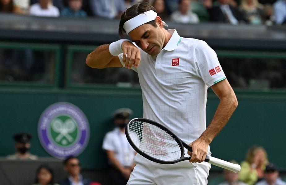 """Roger Federer s-a retras de la Jocurile Olimpice! """"Sunt foarte dezamăgit!"""" Motivul pentru care nu mai ajunge la Tokyo"""