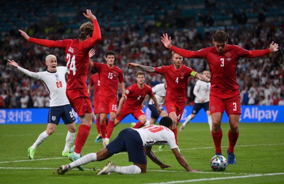 """""""Fază de campionatele sătești!"""" Adrian Porumboiu a dat de pământ cu arbitrul din Anglia – Danemarca 2-1. """"Nu știu ce o fi consumat!"""" + """"Mă îngrozesc de VAR în Liga 1"""""""