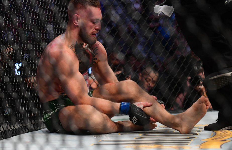 Florian Ceafalău, despre accidentarea lui McGregor! De ce și-a rupt piciorul și ce urmează pentru irlandez