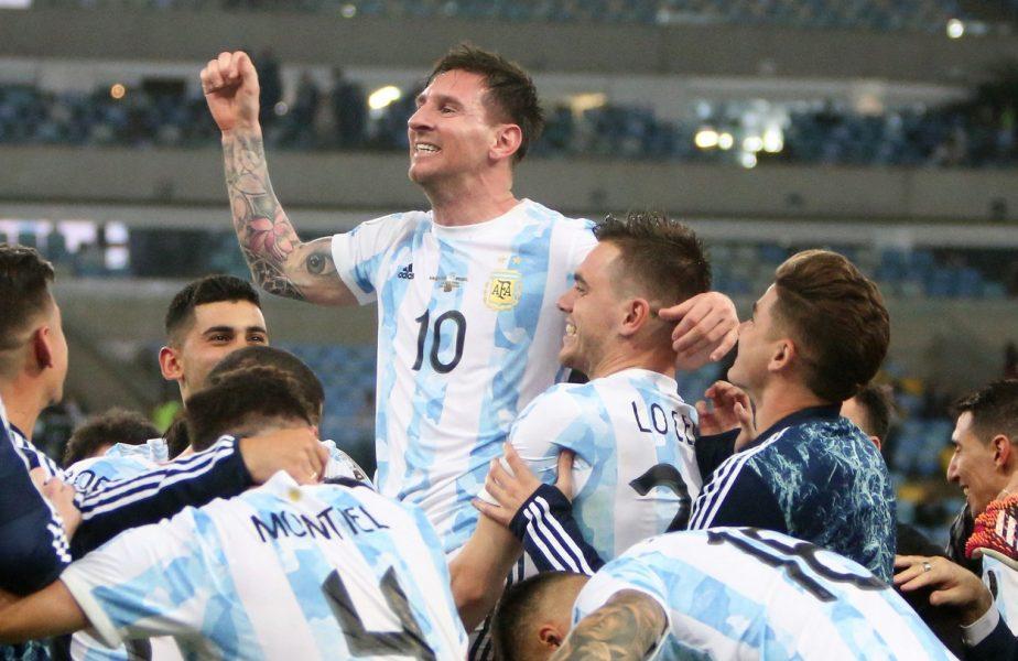 Lionel Messi și-a ucis concurența în cursa pentru Balonul de Aur! Cum s-au modificat cotele după Euro 2020 și Copa America