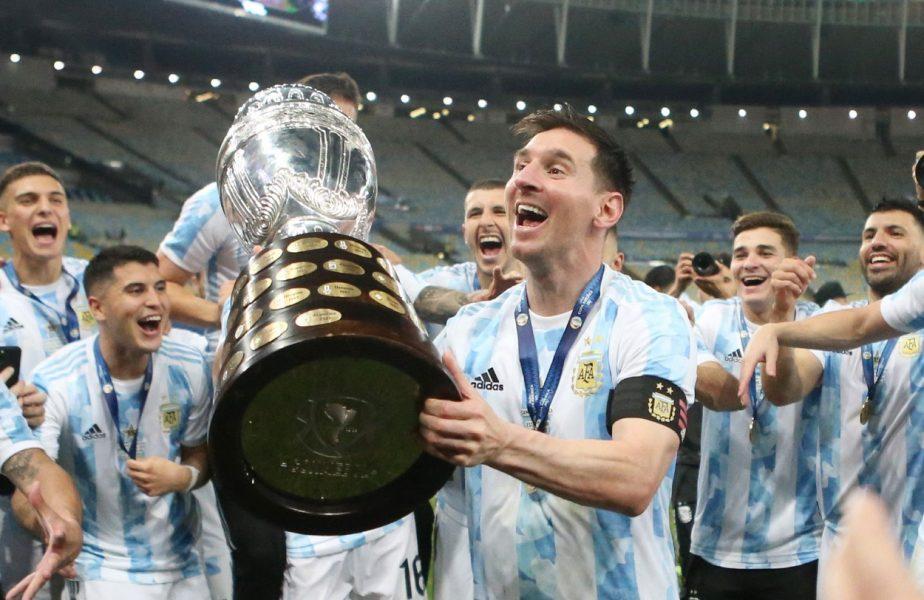 Lionel Messi, Copa America 2021