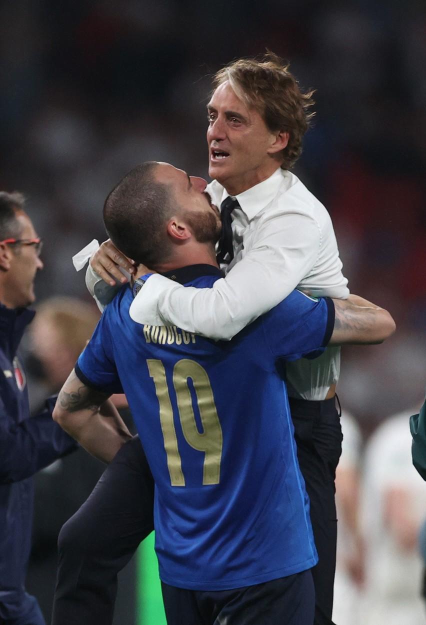 Italia, campioană la Euro 2020 / Profimedia