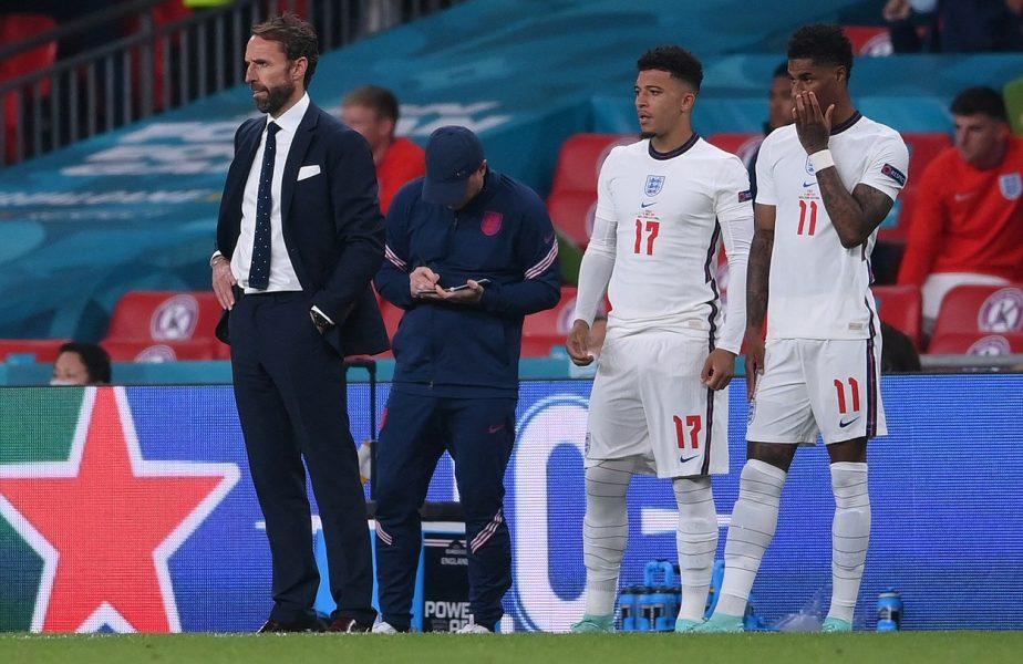 """Reacţie emoţionantă a lui Marcus Rashford, după ce a fost a ratat un penalty în finala EURO 2020 şi a fost ţinta atacurilor rasiste: """"Ar fi trebuit să marchez, dar nu îmi voi cere niciodată scuze pentru cine sunt"""""""