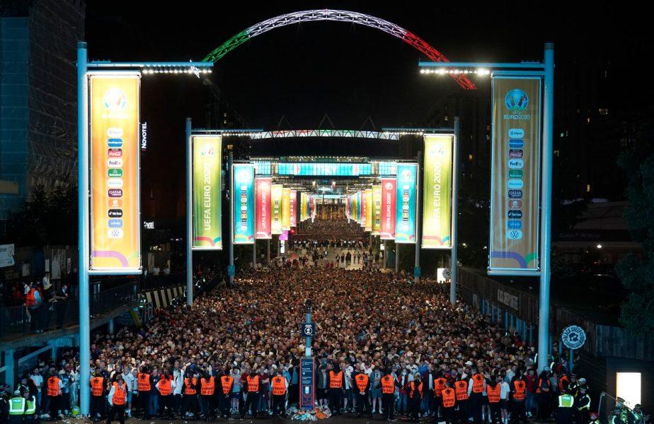 Finala Euro 2020 a fost în pericol să nu se joace! Dezvăluirile forţelor de ordine de la Londra