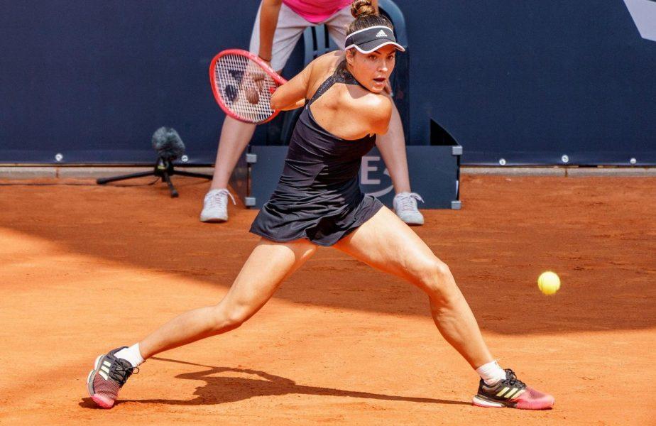 Gabriela Ruse a pierdut finala turneului de la Palermo. Momentele dramatice trăite de româncă + Câţi bani va încasa şi pe ce loc va urca în topul mondial