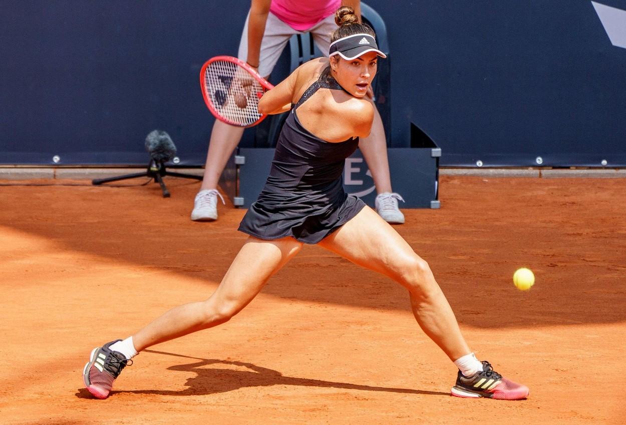 Gabriela Ruse, WTA Hamburg