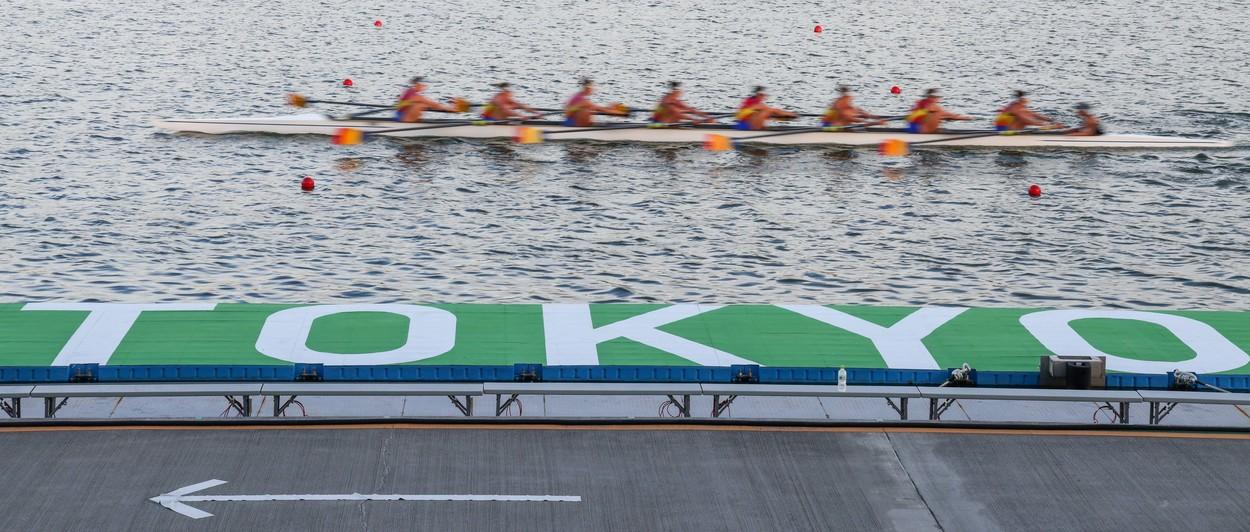 Jocurile Olimpice 2020   Ce păcat! Echipajul de 8+1 feminin a ratat podiumul la Tokyo. Tricolorele erau mari favorite. Uneia dintre fete i s-a făcut rău