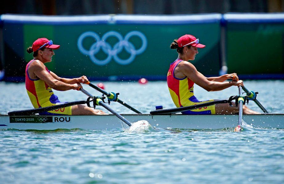 Jocurile Olimpice 2020 | Ancuţa Bodnar şi Simona Radiş au obţinut cel mai bun timp din calificările de la dublu vâsle. Româncele, printre favoritele la medalia de aur