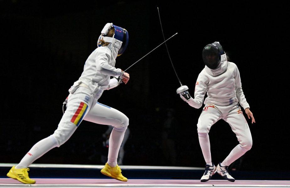 Jocurile Olimpice 2020 | Ana Maria Popescu este în semifinale la spadă. Victorie fabuloasă în sferturi şi e la doi paşi de titlul olimpic