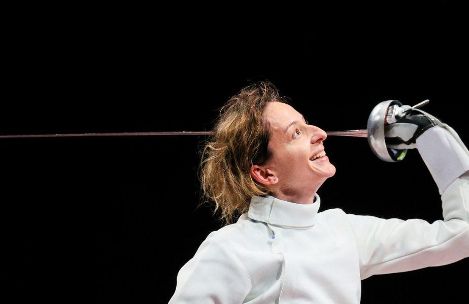 """Jocurile Olimpice 2020   Prima reacţie a Ana Mariei Popescu, după ce a devenit vicecampioană olimpică: """"Sper ca de data asta să fie suficient şi să nu se mai spună Brânză a pierdut aurul"""""""