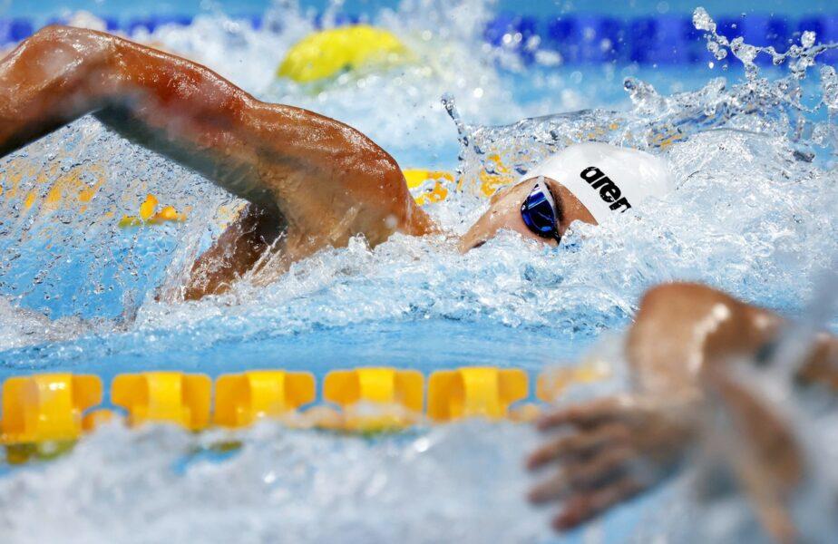 Jocurile Olimpice 2020   FABULOS! David Popovici este în finala de la 100 metri liber. Puștiul de 16 ani continuă să scrie istorie la Tokyo