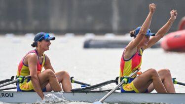 Jocurile Olimpice 2020 | Ancuța Bodnar și Simona Radiș sunt campioane olimpice la dublu vâsle! Cursă colosală făcută de cele două românce: nou RECORD olimpic! România, prima medalie de aur la Tokyo