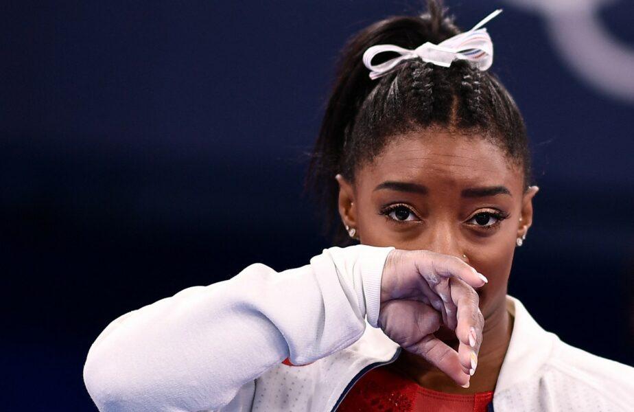 Jocurile Olimpice 2020   Anunţ şoc la Tokyo! Simone Biles s-a retras din finala de la individual compus. Motivul invocat de sportiva legendară din SUA