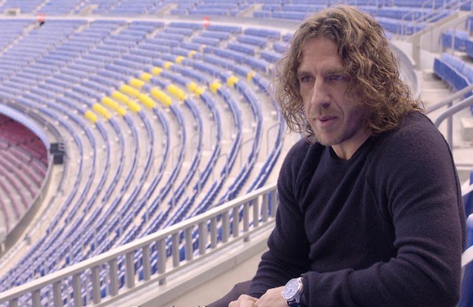 """SuperPrieteni, de Gică Popescu! Carles Puyol a spus povestea celui mai emoţionant gest pe care l-a făcut pe terenul de fotbal: """"O să ridici tu cupa şi nu vei şti cum să explici!"""""""
