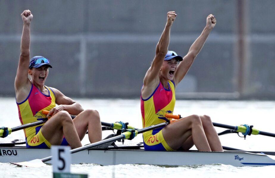 """Obiectiv îndeplinit pentru canotaj, dar Elisabeta Lipă nu se mulțumește cu atât: """"Să vă mai așteptați la medalii!"""" Record mondial și olimpic stabilit de echipajul 8+1 fete"""
