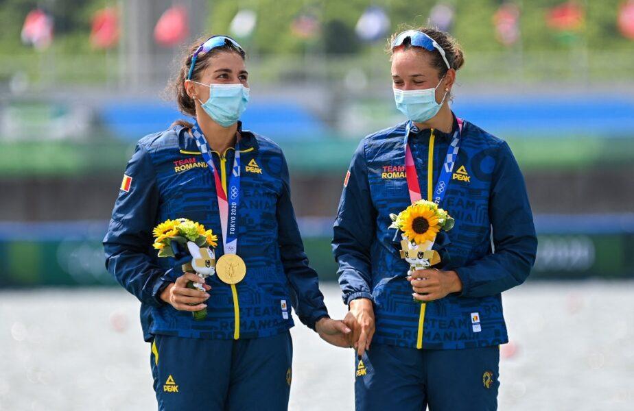 Jocurile Olimpice 2020 | Fetele de aur, Simona Radiş şi Ancuţa Bodnar, asaltate cu mesaje