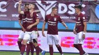 CS Mioveni – Rapid 0-2 | Giuleştenii sunt lideri! Au două victorii şi nu au primit gol, deşi fundaşii centrali au împreună 71 de ani