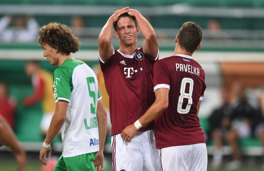 Seară nebună în preliminariile UEFA Champions League! Rapid Viena, victorie uriaşă în faţa Spartei Praga + Celtic s-a încurcat cu Midtjylland