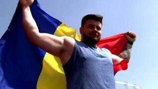"""ROMÂNII DE AUR! """"Hercule"""" de la Jocurile Olimpice e român şi visează să-şi facă tatăl mândru. """"Nu-ţi bate joc!"""""""