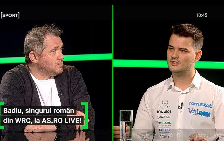 """Accident teribil pentru Raul Badiu! Pilotul român din WRC a povestit prin ce a trecut în Finlanda: """"Când m-au luat cu elicopterul, am crezut că mă ridic în Rai!"""""""