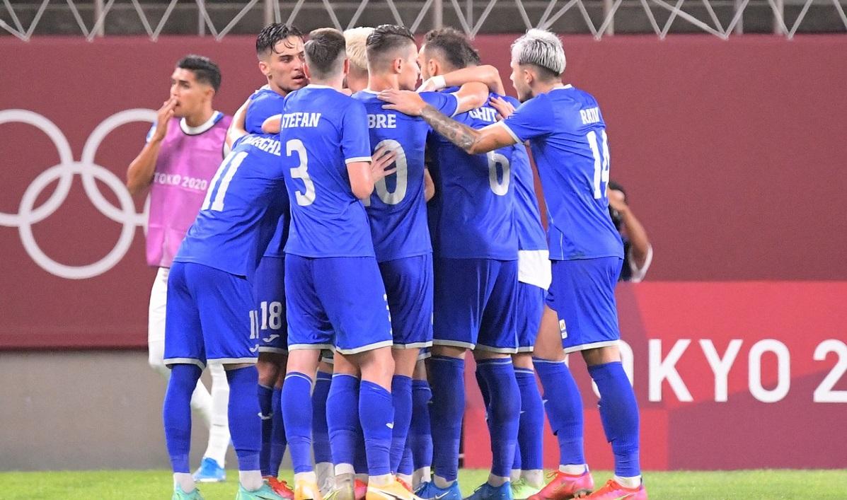 România U23 - Coreea de Sud U23, la Jocurile Olimpice 2020