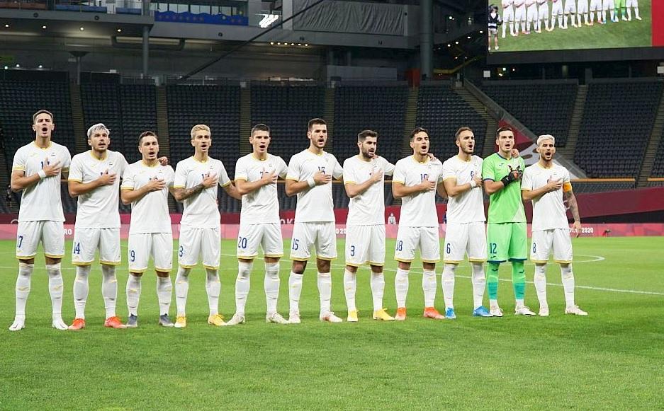 Jocurile Olimpice 2020 | Prima reacţie din partea FRF după umilinţa României U23