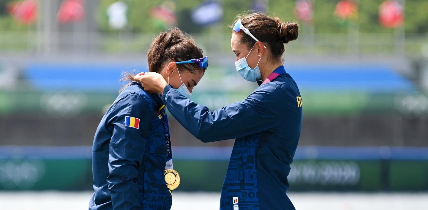 Jocurile Olimpice 2020   Prima reacţie a Ancuţei Bodnar după aurul olimpic