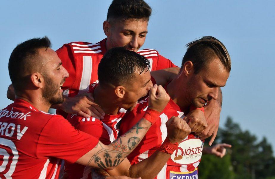 Spartak Trnava – Sepsi 0-0. Covăsnenii, remiză albă la prima participare din istoria clubului în cupele europene! Mitrea a fost eliminat