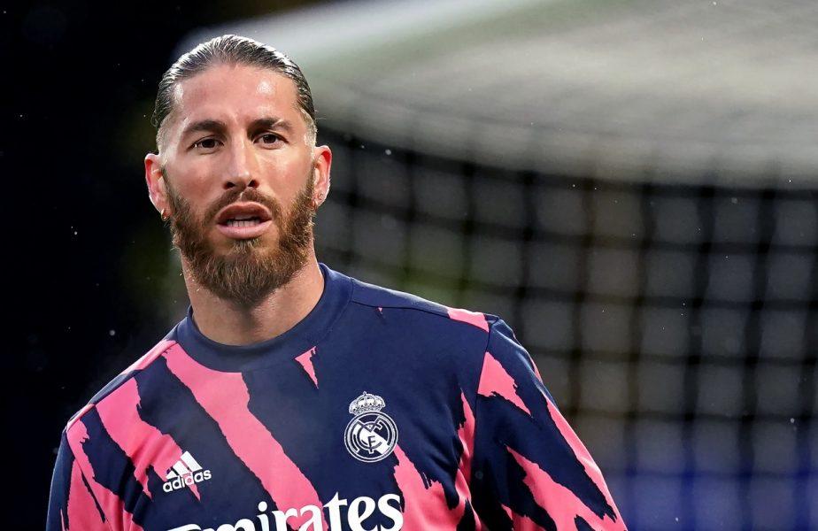 """Sergio Ramos, prezentat ca un rege la PSG, pe prima pagină din L`Equipe: """"Un monument la Paris"""""""