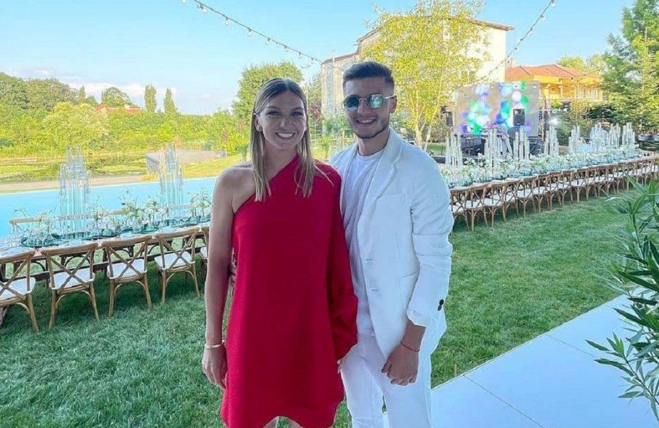 Simona Halep, nuntă de vis cu Toni Iuruc. Cum a arătat Simona la cel mai important eveniment din viața ei. Imaginile virale