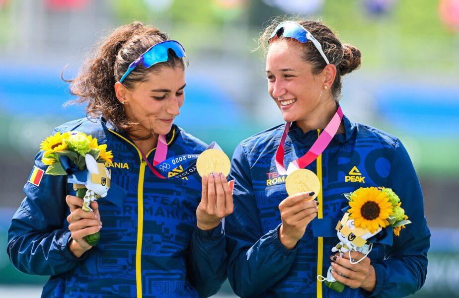 Jocurile Olimpice 2020 | Suma uriaşă pe care au pus mâna Simona Radiş şi Ancuţa Bodnar după aurul de la Tokyo! Câţi bani vor câştiga tot restul vieţii