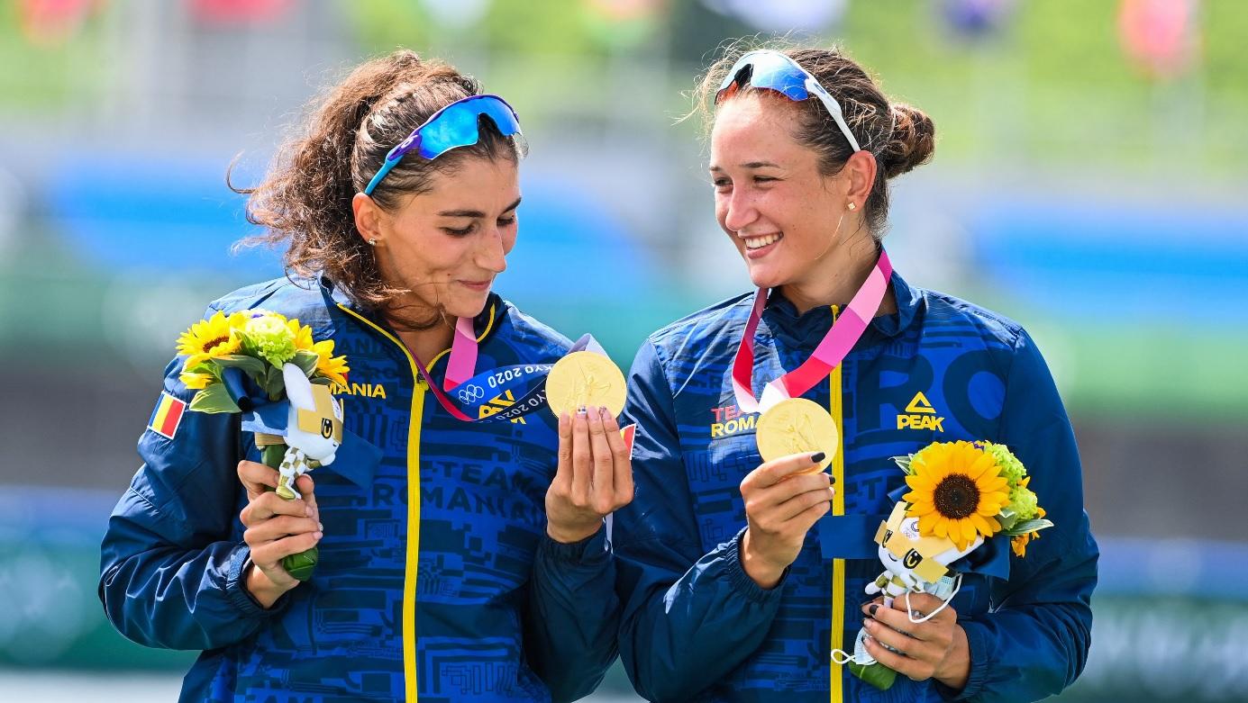 Jocurile Olimpice 2020   Suma uriaşă pe care au pus mâna Simona Radiş şi Ancuţa Bodnar după aurul de la Tokyo! Câţi bani vor câştiga tot restul vieţii