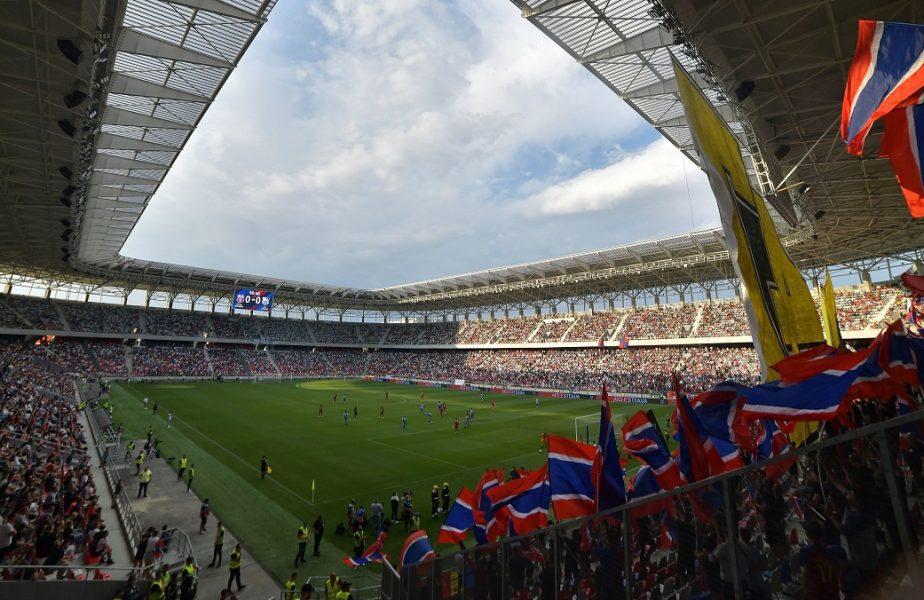 """Becali a făcut cerere pentru Ghencea! Anunțul așteptat de fani. De ce nu poate juca FCSB pe """"Arcul de triumf"""": """"S-au încurcat ca puiu-n lână!"""""""