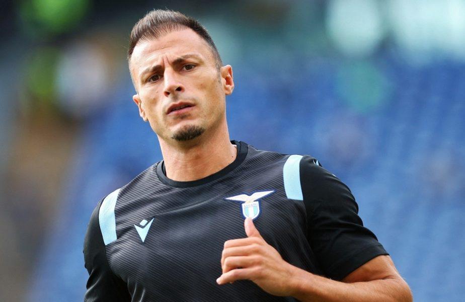 Ştefan Radu, felicitat de fanii lui Lazio. Banner emoţionant la ultimul antrenament. Răspuns pe măsură al românului!