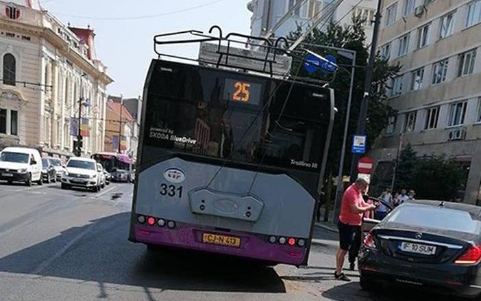 Şumudică, accident la Cluj