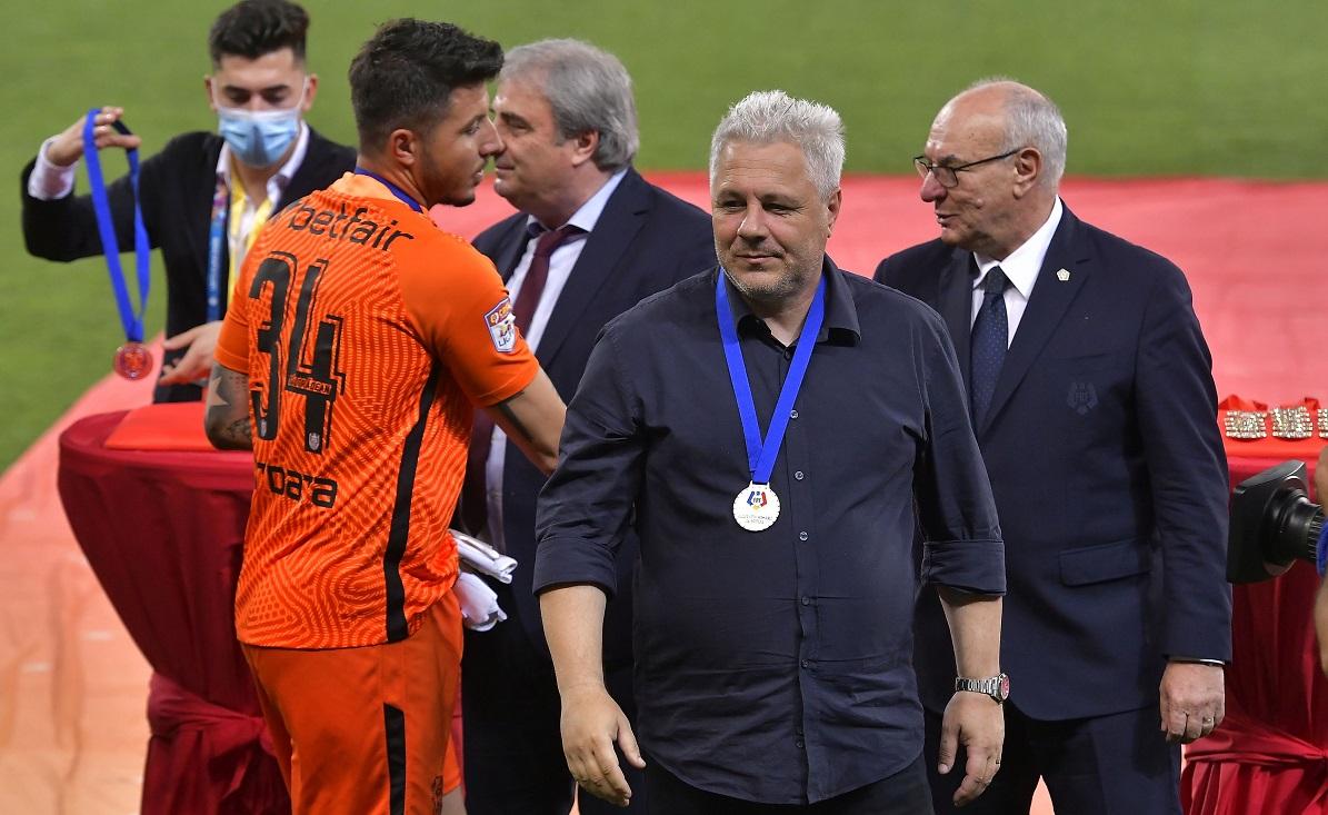 Marius Şumudică nu îl regretă pe Paulo Vinicius