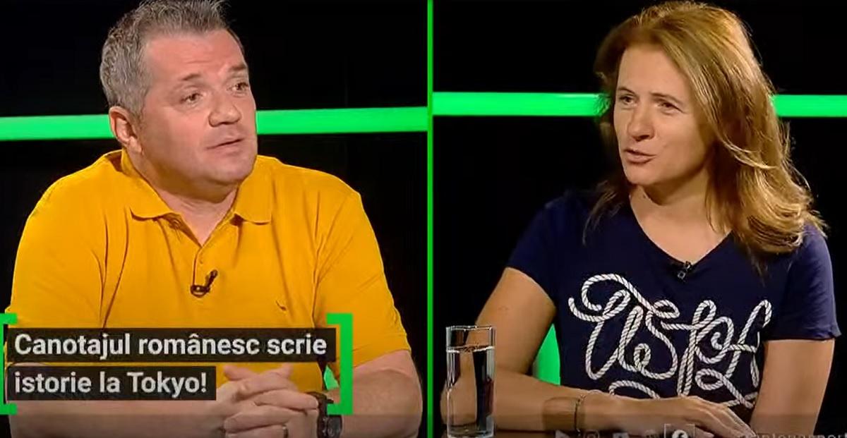 Viorica Susaru şi Cătălin Oprişan în studioul AS.ro LIVE