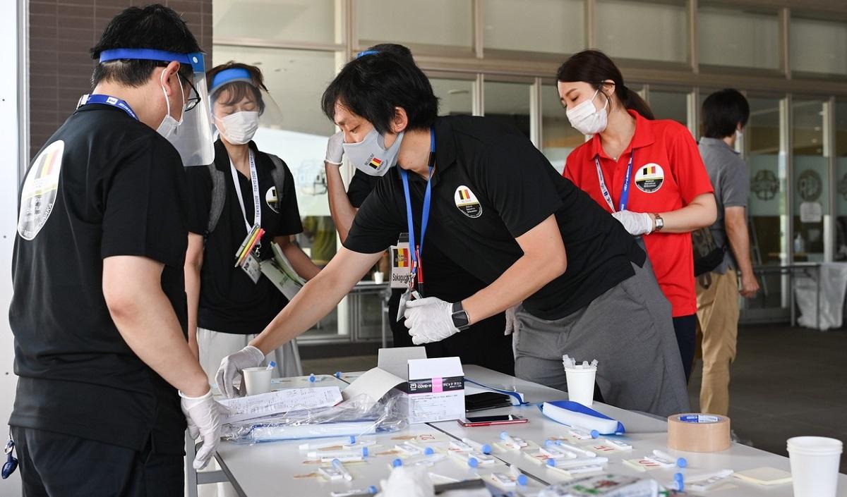 Caz de infectare cu coronavirus în Satul Olimpic