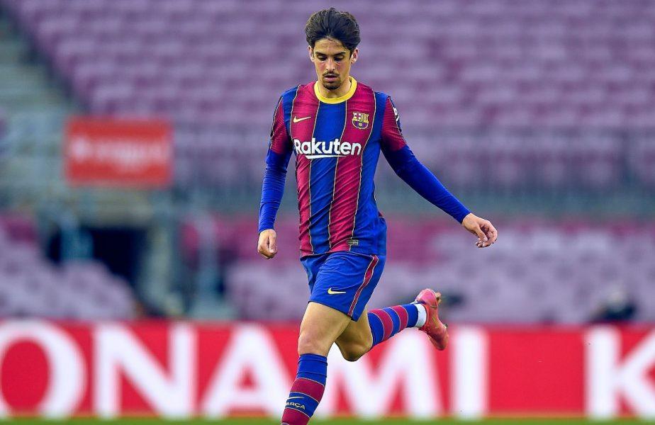 Oficial | Barcelona a început curăţenia. L-a împrumutat pe Trincao în Premier League