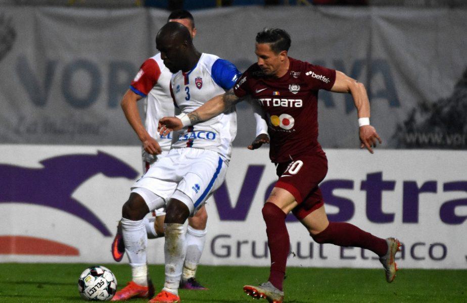 CFR Cluj a dat o super-lovitură pe piaţa transferurilor