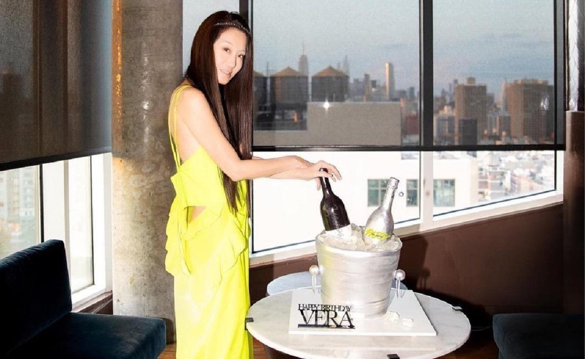 Vera Wang a împlinit 72 de ani și se laudă că arată ca o adolescentă
